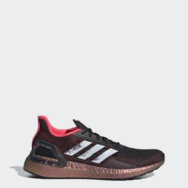 Heren Hardlopen Zwart Ultraboost PB Schoenen