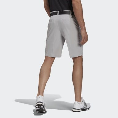 "Men Golf Grey Ultimate365 9"" Shorts"
