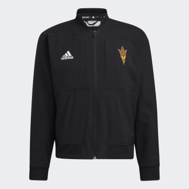Men's Athletics Multicolor Sun Devils Under the Lights Bomber Jacket