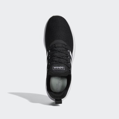 Essentials Black Lite Racer RBN Shoes