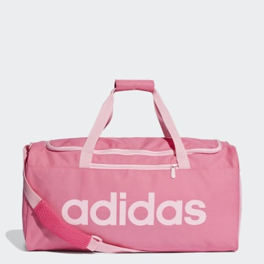 Bolsa Deportiva Linear Core Mediana (UNISEX) Rosa Athletics