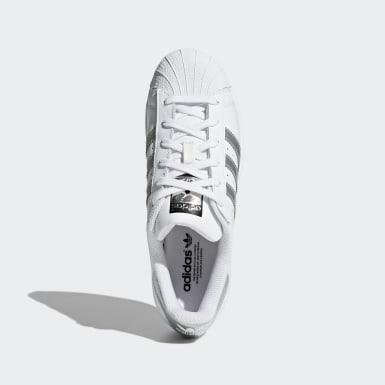 Zapatillas Superstar Blanco Mujer Originals