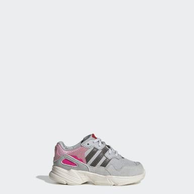 Sapatos Yung-96 Cinzento Criança Originals