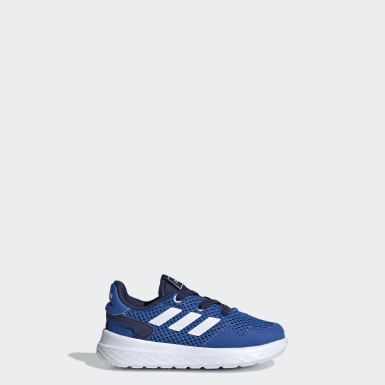 Chaussure Archivo Bleu Enfants Running