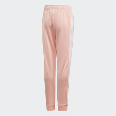 Youth 8-16 Years Originals Pink SST Tracksuit Bottoms