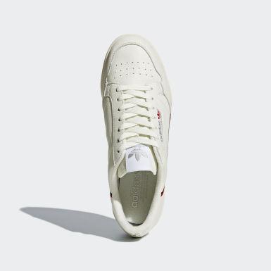 Dames Originals Beige Continental 80 Schoenen