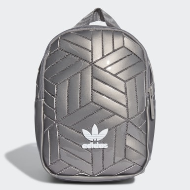 Women Originals Grey Mini 3D Backpack
