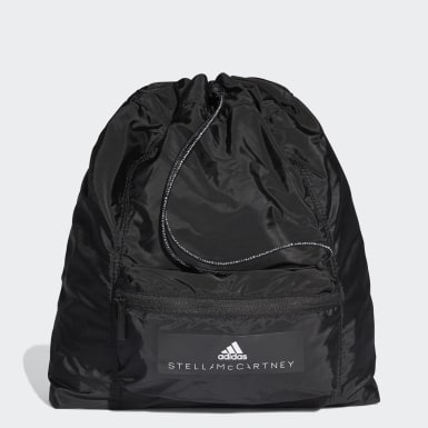 Dames adidas by Stella McCartney Zwart Gym Tas