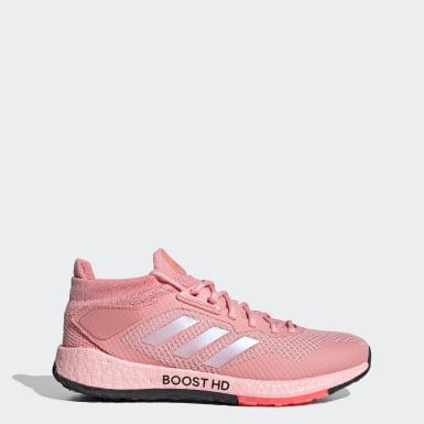 ผู้หญิง วิ่ง สีชมพู รองเท้า Pulseboost HD