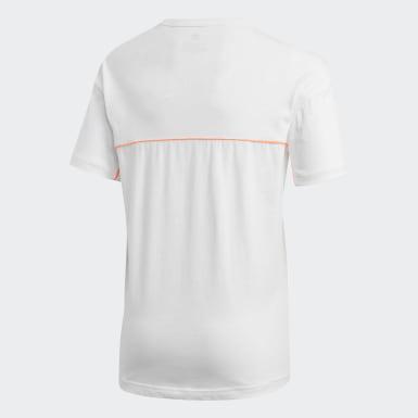 T-shirt Bianco Ragazzo Originals