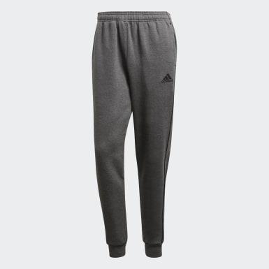 Pantalon de survêtement Core 18 Gris Hommes Training