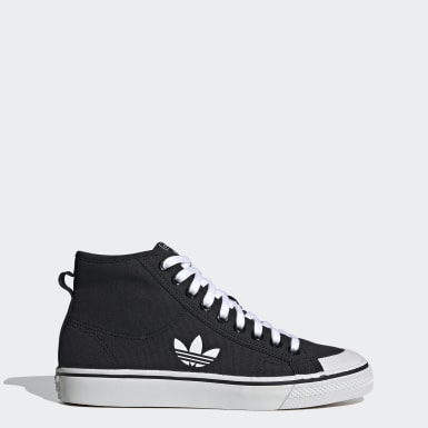 Originals Black Nizza Hi Shoes