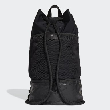 Women adidas by Stella McCartney Black Gym Sack