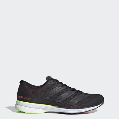 Sapatos Adizero Adios 5 Preto Homem Running