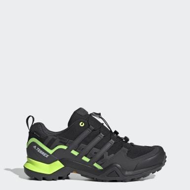 Zapatillas de Senderismo Terrex Swift R2 GORE-TEX Negro Hombre adidas TERREX