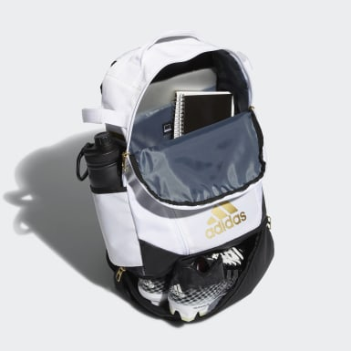 Training White Icon 2 Baseball Backpack
