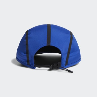 Men Golf Blue Adicross Five-Panel Hat