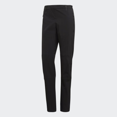 Women TERREX Black Multi Trousers