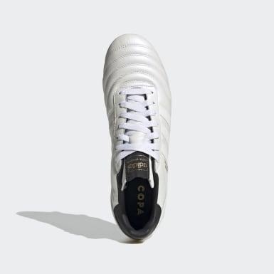 Chaussure Eternal Class.1 Copa Mundial Terrain souple blanc Hommes Soccer