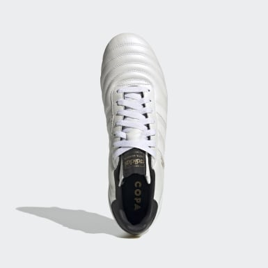 Men Soccer White Eternal Class.1 Copa Mundial Firm Ground Cleats