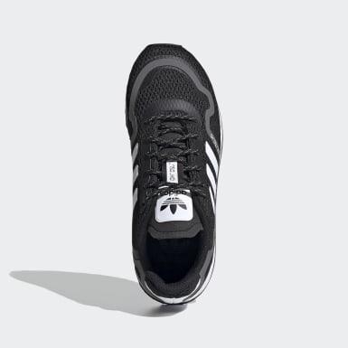 Sapatos ZX 750 HD Preto Criança Originals