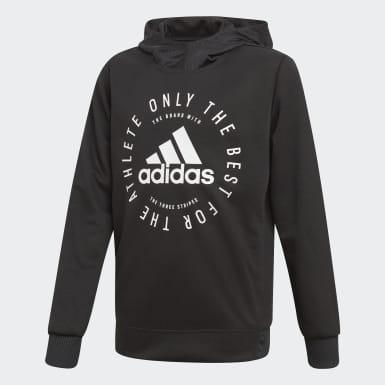 Bluza z kapturem Sport ID Czerń