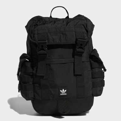 Originals Black Urban Utility 3 Backpack