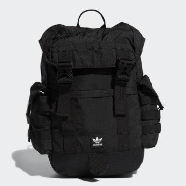 Originals Black Utility Backpack