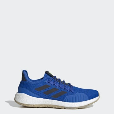 Men Running Blue Pulseboost HD SUMMER.RDY Shoes