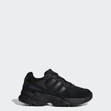 zapatilla adidas negra niño