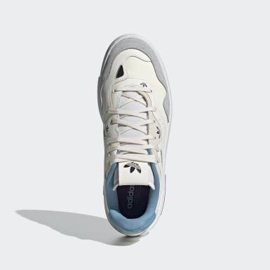 Frauen Originals Supercourt XX Schuh Weiß