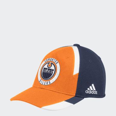 Oilers Flex Cap