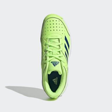 Chaussure Court Stabil Vert Enfants Squash