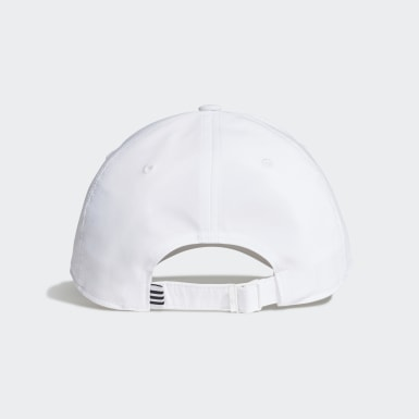 Volleyball White Baseball Cap