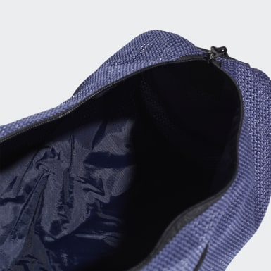 Yoga Blue Mat Bag