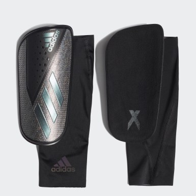 X Foil Shin Guards