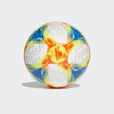 Fodbold Hvid Conext 19 minibold