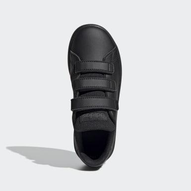 Kinderen Lifestyle Zwart Advantage Schoenen
