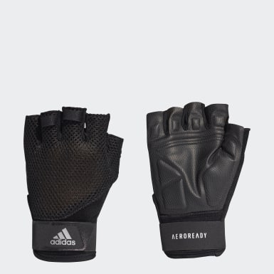 Guantes Training Negro Running