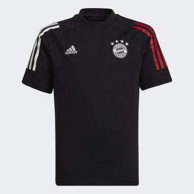 Kids Football Black FC Bayern Tee
