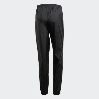 Men Training Black Core 18 Rain Pants
