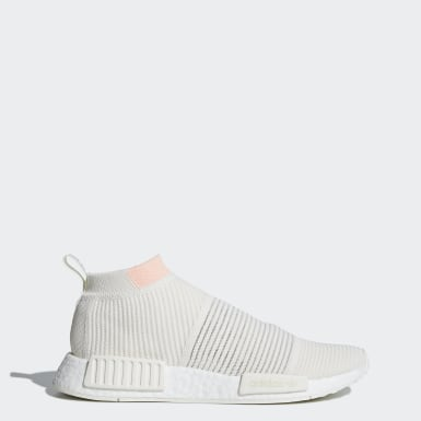 adidas Originals Chaussures NMD CS1 PK W Clear Off White