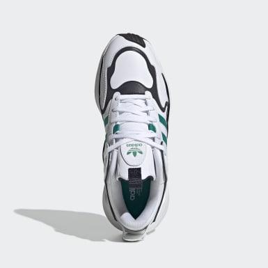 Kvinder Originals Hvid Magmur Runner sko