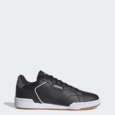 Erkek Sport Inspired Siyah Roguera Ayakkabı