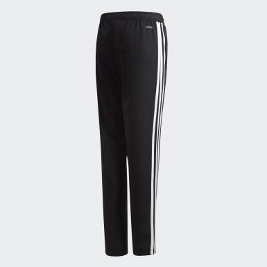Děti Trénink černá Kalhoty Tiro 19 Woven