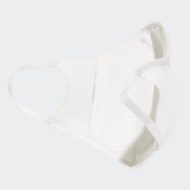 Conjunto de 3 Coberturas para Rosto – Tamanho XS/S Branco Originals