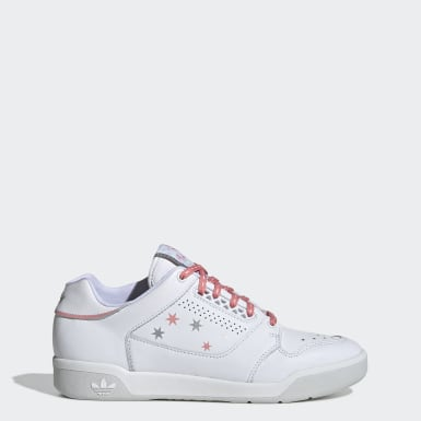 Women's Originals White Slamcourt Shoes