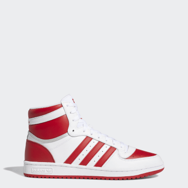 Originals White Top Ten RB Shoes