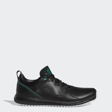 Men Golf Black Adicross PPF Shoes