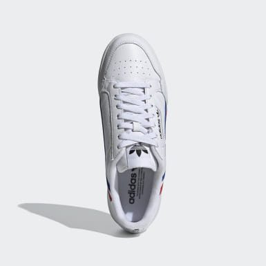 Originals White Continental 80 Shoes